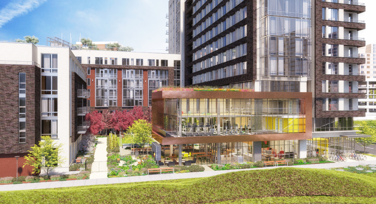 The Pearl Announces Phase I Delivery Of Luxury Apartments New Luxury  Residential Units Now Leasing In Downtown Silver Spring, Maryland  Rockville, MD ...
